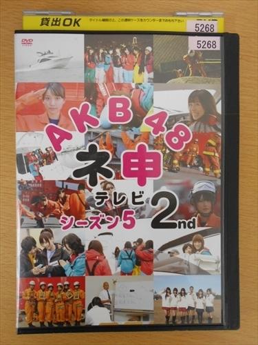 DVD レンタル版 AKB48 ネ申テレビ シーズン5 2nd_画像1