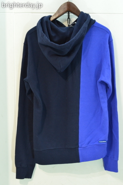 18SS■FCRB COLOR COMBINATION HOODY■ブリストル パーカー_画像2