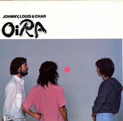 LP/JOHNNY,LOUIS & CHAR/Oi RA/C28A-0166_画像2