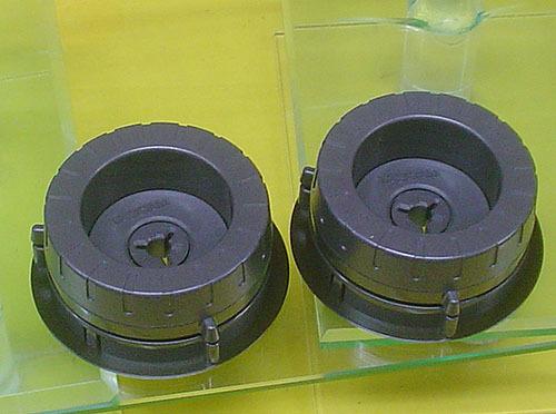 TASCAM/未使用新品 10号オープンリール・テープ用クランパー/×2_画像1