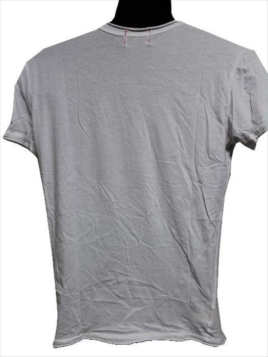 ロックスターズエンジェルス ROCKSTARS&ANGELS メンズ半袖Tシャツ ホワイト Sサイズ 新品_画像4