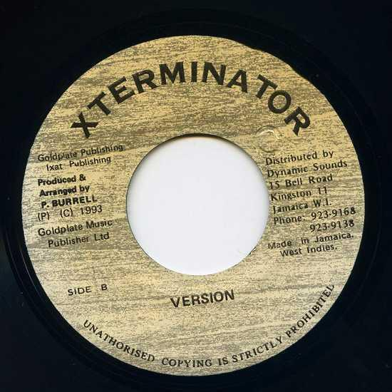 EP☆Frankie Paul / You Have Everything / Xterminator_画像3