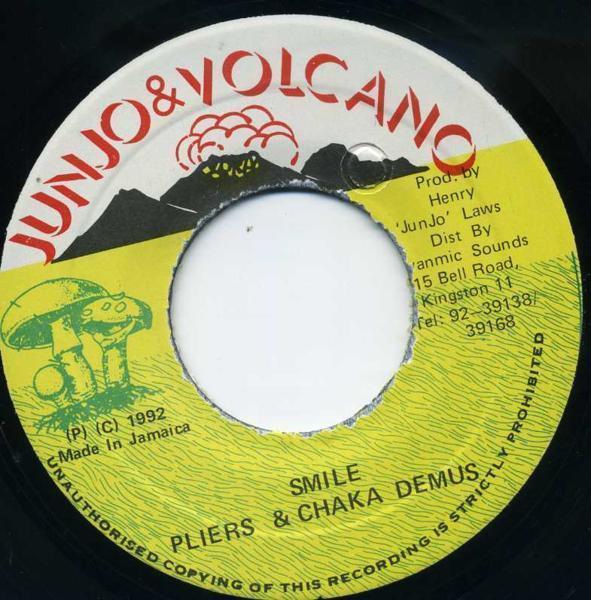 EP☆Pliers/Chaka Demus / Smile / JUNJO&VOLCANO_2911-152