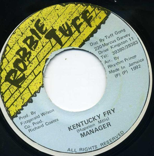 EP☆Manager / Kentucky Fry / ROBBIE TUFF_2911-094