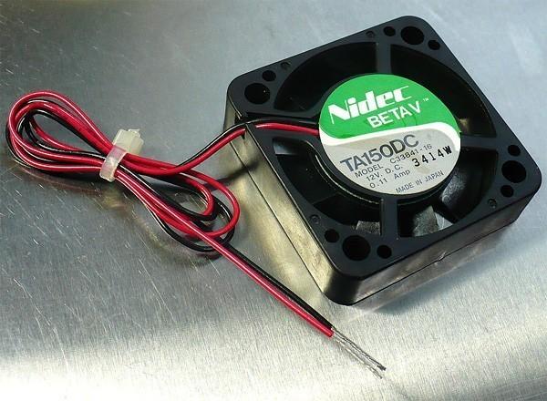 Nidec TA150DC (FAN 12V 0.11A W41×H41×D10 [mm]) [D]