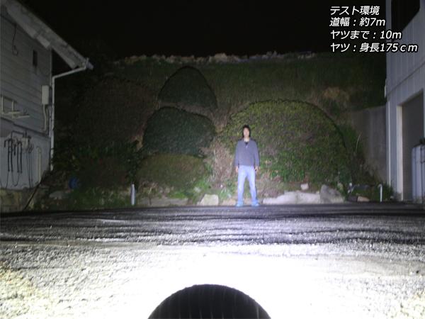 「70W 4900lm CREE XM-L LEDワークライト作業灯 防水12V/24V P-346」の画像3