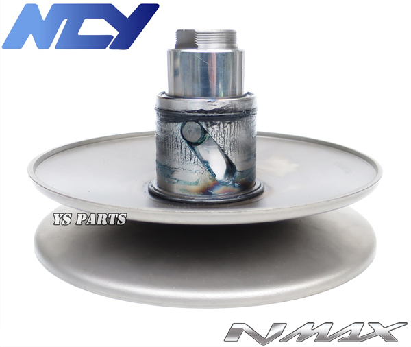 NCY CVTコンプリートキットNMAX125[2DS2]NMAX150[2DP1/2DP4]NMAX155[BV43]【ウエイトローラー/トルクカム/クラッチ/クラッチアウター付】_画像8