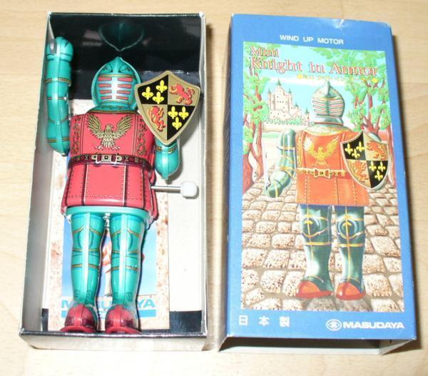 made in Japan * Mini Night in armor -[ omasum ]