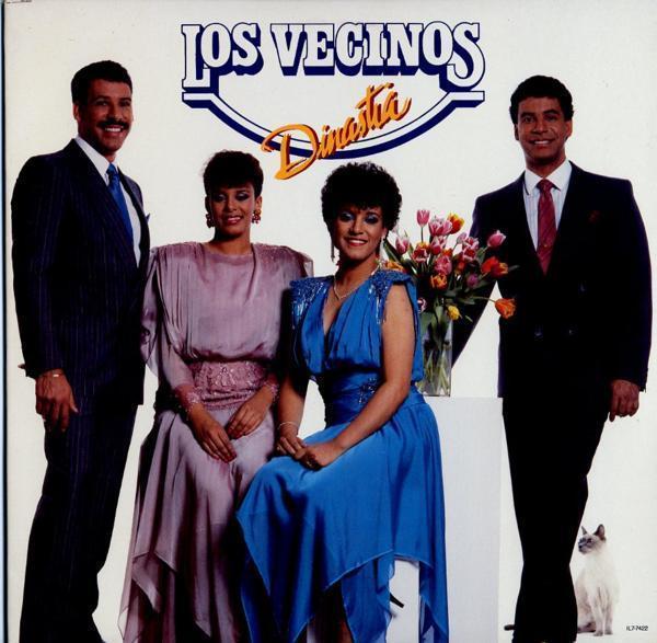 LP☆LOS VECINOS  ロス・ベシーノス / DINASTIA / IL7-7422_1130-099