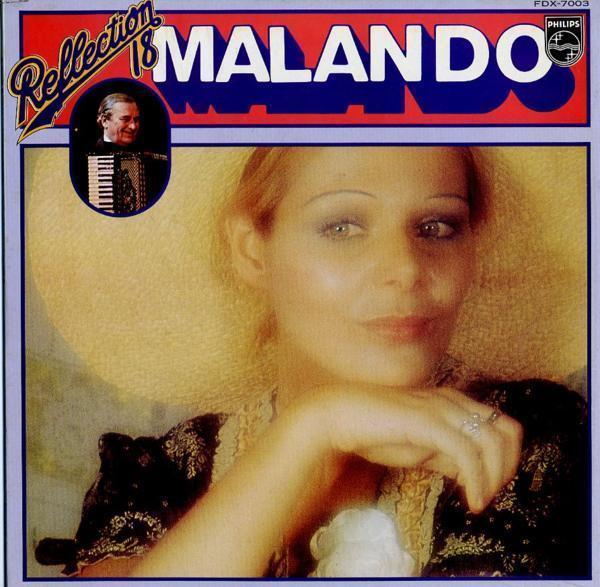マランド/MALANDO REFLECTION18/永遠のコンチネンタル・タンゴ_1021-076