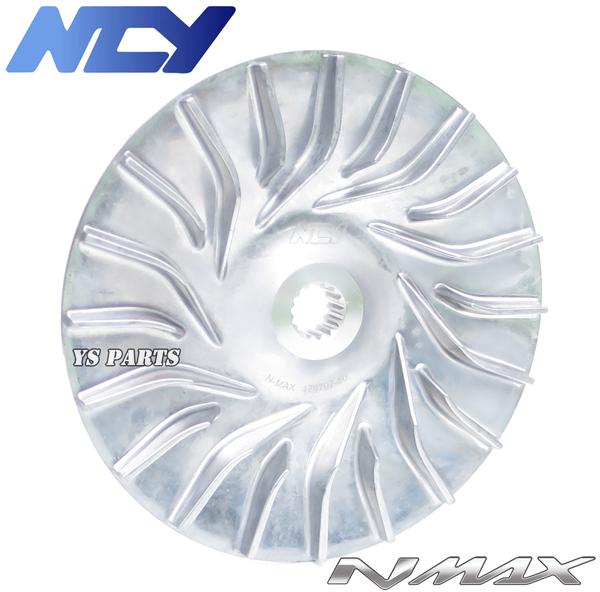 NCY CVTコンプリートキットNMAX125[2DS2]NMAX150[2DP1/2DP4]NMAX155[BV43]【ウエイトローラー/トルクカム/クラッチ/クラッチアウター付】_画像3