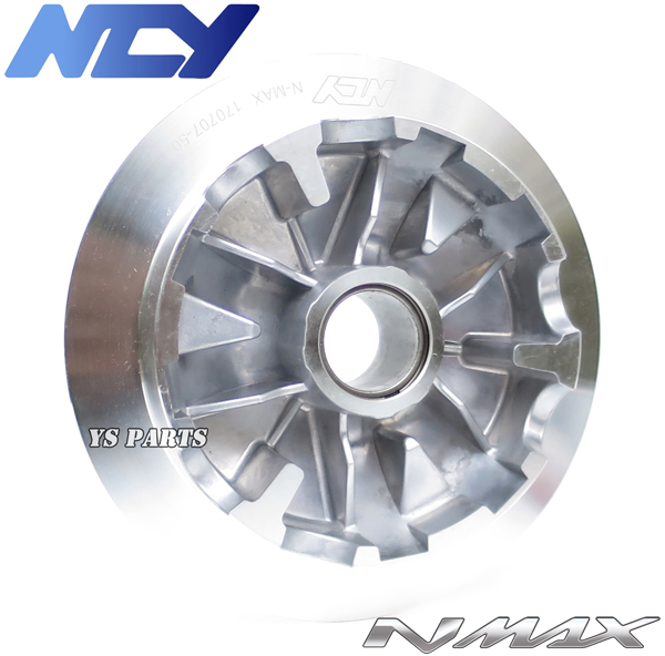 NCY CVTコンプリートキットNMAX125[2DS2]NMAX150[2DP1/2DP4]NMAX155[BV43]【ウエイトローラー/トルクカム/クラッチ/クラッチアウター付】_画像4