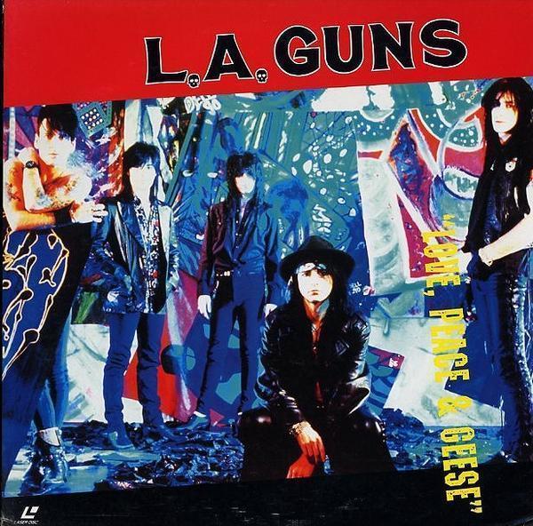 LD ☆ L.A. Guns / Love Peace & Geke