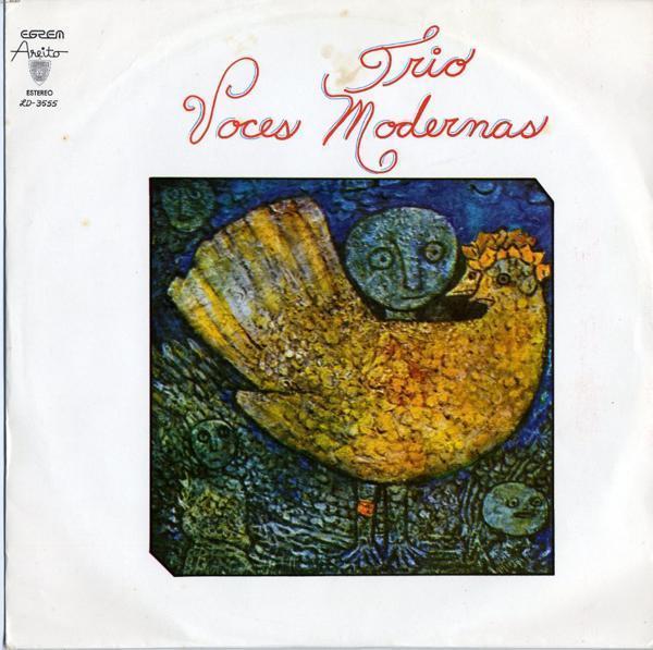 LP☆TRIO VOCES MODERNAS / TRIO VOCES MODERNAS / LD-3555_画像1