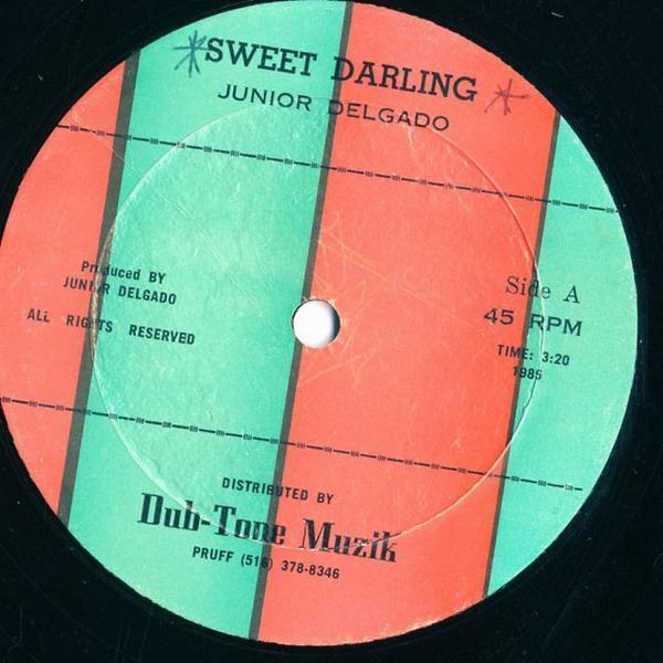 12inch / Junior Delgado / Sweet Darling_画像2