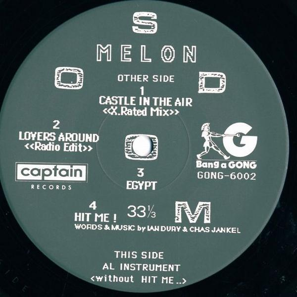 LP/SODOM/MELON/CAPTAIN/BANG A GONG_画像3