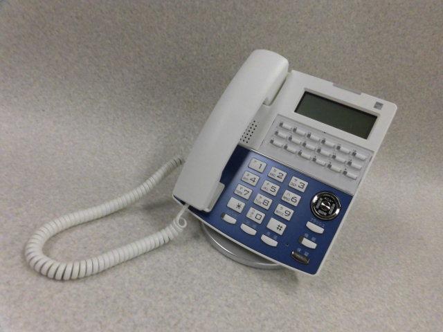 Ω・保証有 ZA1★16399★TD618(W) サクサ AGREA/HM700Ⅱ 18ボタン多機能電話機 中古ビジネスホン 領収書発行可能 同梱可 仰天価格_画像1