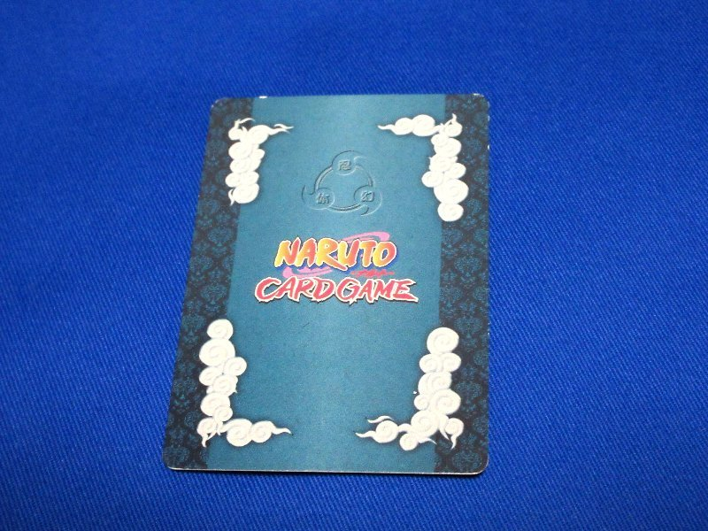 ナルトNARUTOカードゲームキラカードトレカ 祭り 作-190_画像2