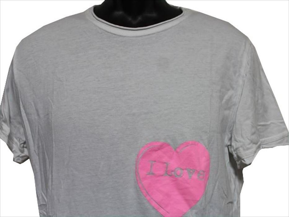 ロックスターズエンジェルス ROCKSTARS&ANGELS メンズ半袖Tシャツ ホワイト Sサイズ 新品_画像2