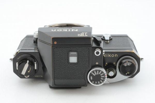 ★1円~ ニコン Nikon F フォトミック ブラック ボディ 6991776_画像3
