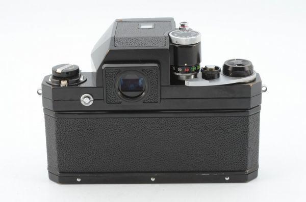 ★1円~ ニコン Nikon F フォトミック ブラック ボディ 6991776_画像2
