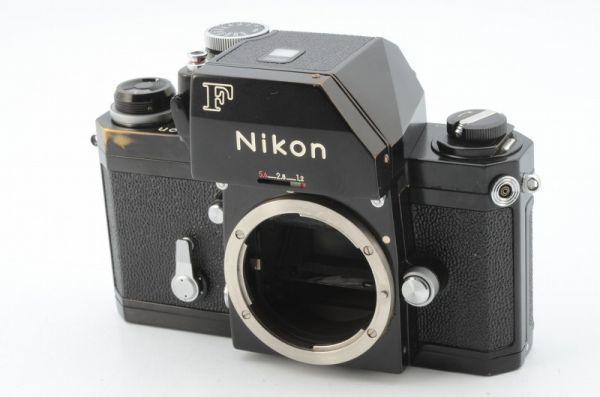 ★1円~ ニコン Nikon F フォトミック ブラック ボディ 6991776
