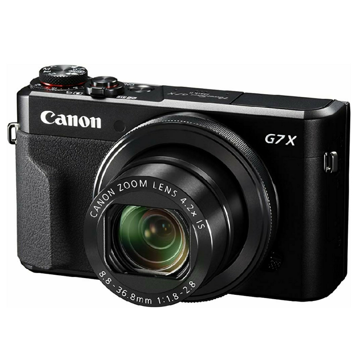 美品!】キャノン Canon デジタルカメラ PowerShot G7 X MarkII 光学4.2倍ズーム 1.0型センサー PSG7X Mark2 デジカメ PC2270 コンパクト