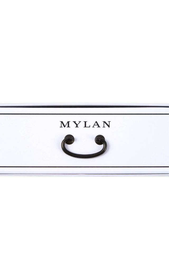 mylan マイラン ギフトボックス 引き出し 箱 BOX 新品☆_画像3
