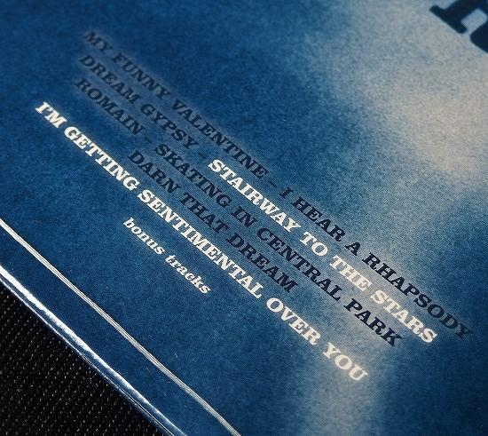 新品LP HQ 180g盤 1LP【Bill Evans Jim hall/Undercurrent】★ボーナス2曲 EU盤 見開きジャケ★史上最も美しいピアノとギターによるデュオ!_画像5