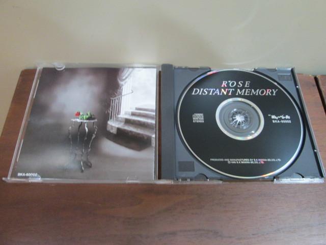 R'OSE/ローズ 「DISTANT MEMORY/ディスタント・メモリー」 メトロノーム V系 ヴィジュアル_画像3