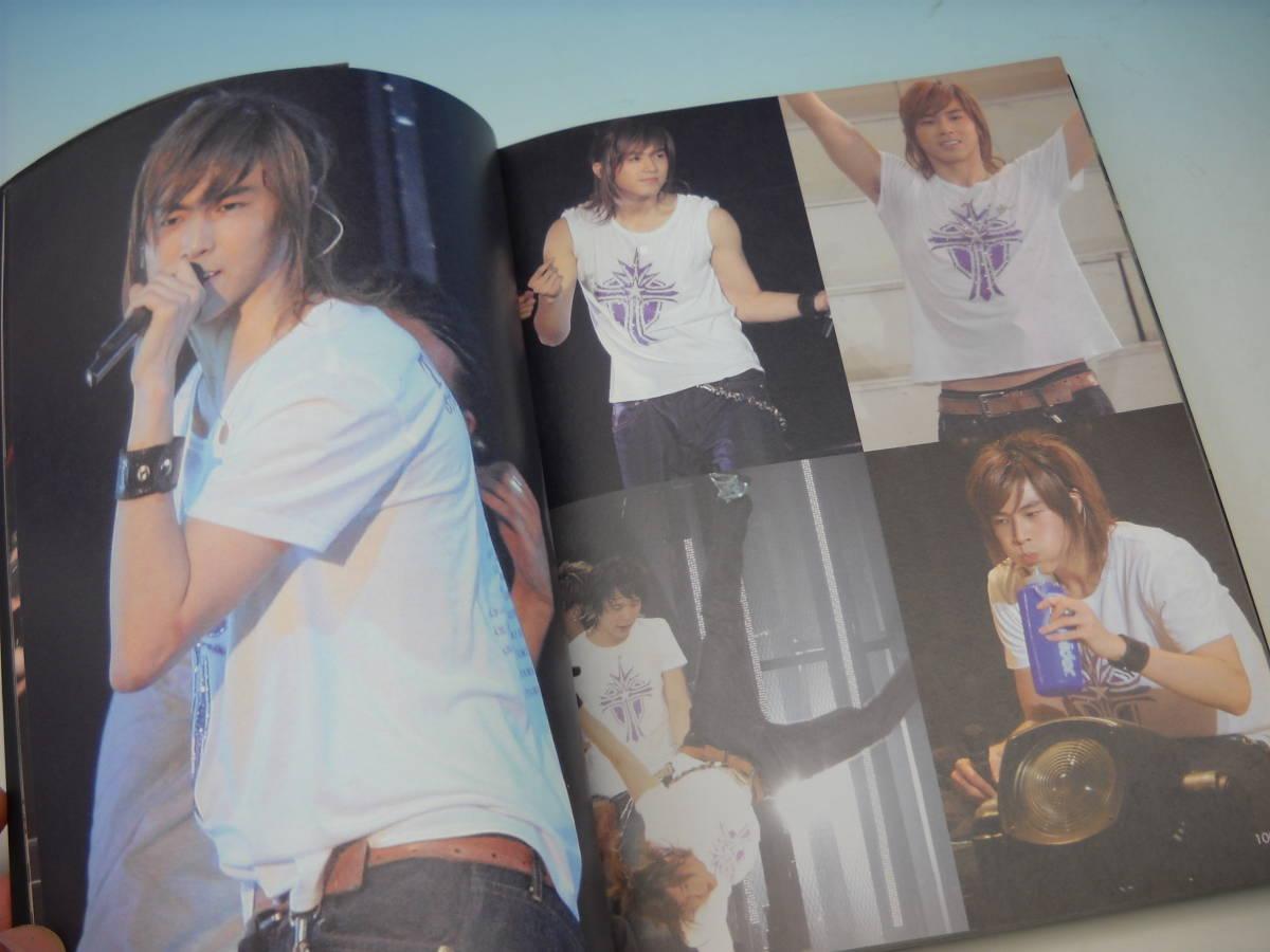 東方神起 OTAKARA PHOTO-BOOK フォトブック 写真集 コンサート_画像7