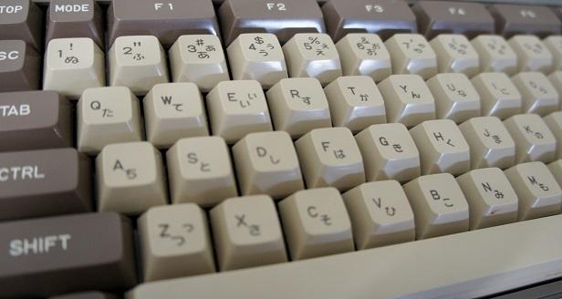 A13◆レトロ!NEC PC-6000Series PC-6001mkⅡ&PC-60m54&カセットソフト4本◆_画像3
