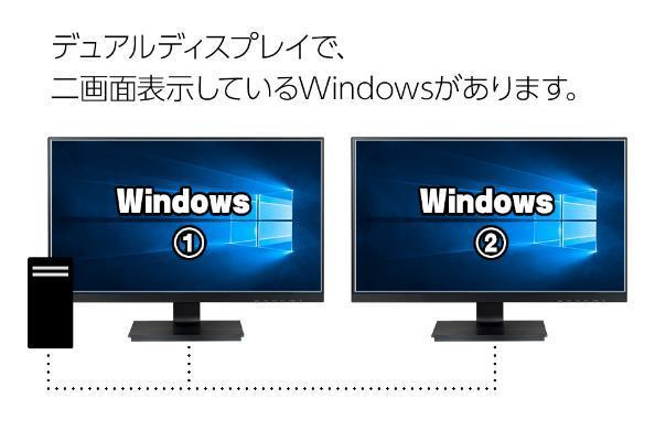 サクサク / 新品SSD120GB + HDD1TB / 超高速 i7 3.6GHz x8 / RAM8GB / 2画面 / Win10 FRONTIER / リカバリ付属 / 完動品_画像6
