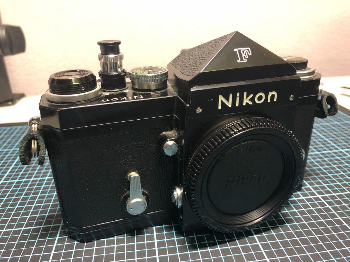 Nikon F ニコン ブラック 美品
