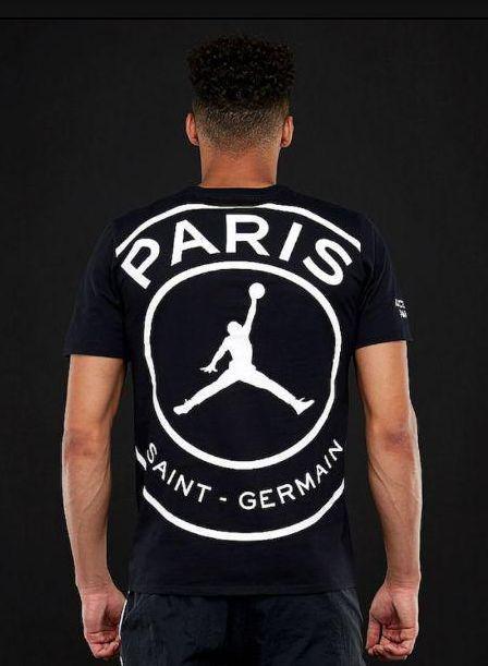 39afdb1fbf8f88 ultra rare!!( complete sale goods ) XL size Jordan PSG collaboration ...