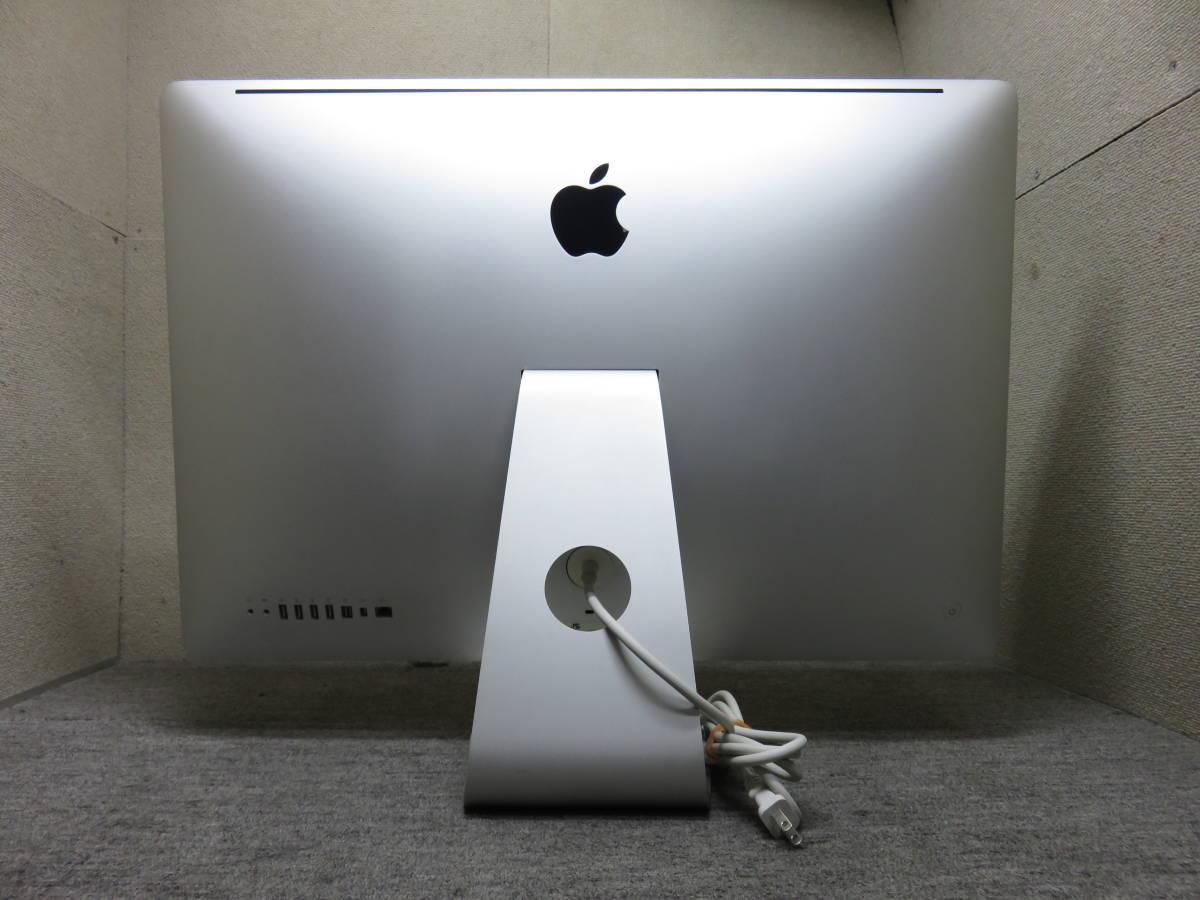 iMac A1312 ● 27型 ● 中古美品● 高速 Core i7 / 12GB / HDD 2000GB ● ダブル OS X & Windows7 ●Adobe , Office付き● Mid 2010 _画像10