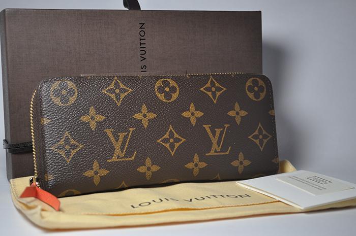 finest selection 9aad4 e172d beautiful goods ] Louis Vuitton monogram long wallet! Zippy ...