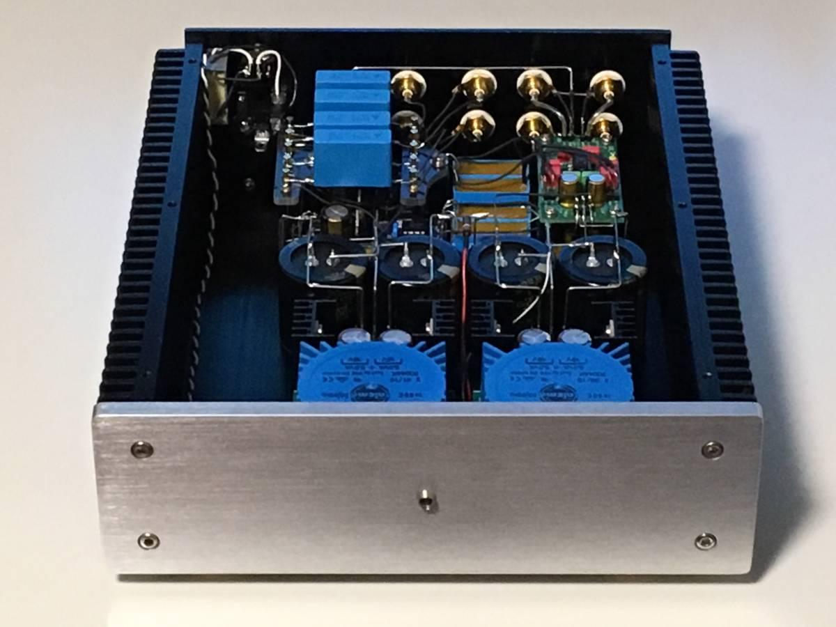 Mm Type Fono Equalizer Pre Amplifier Real Yahoo Auction Salling Circuit