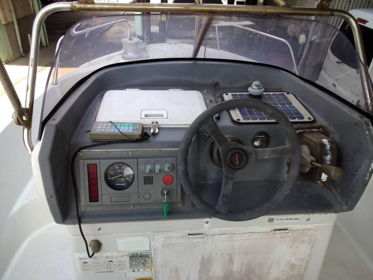 ヤンマーディーゼルエンジン EF20ZA_画像3