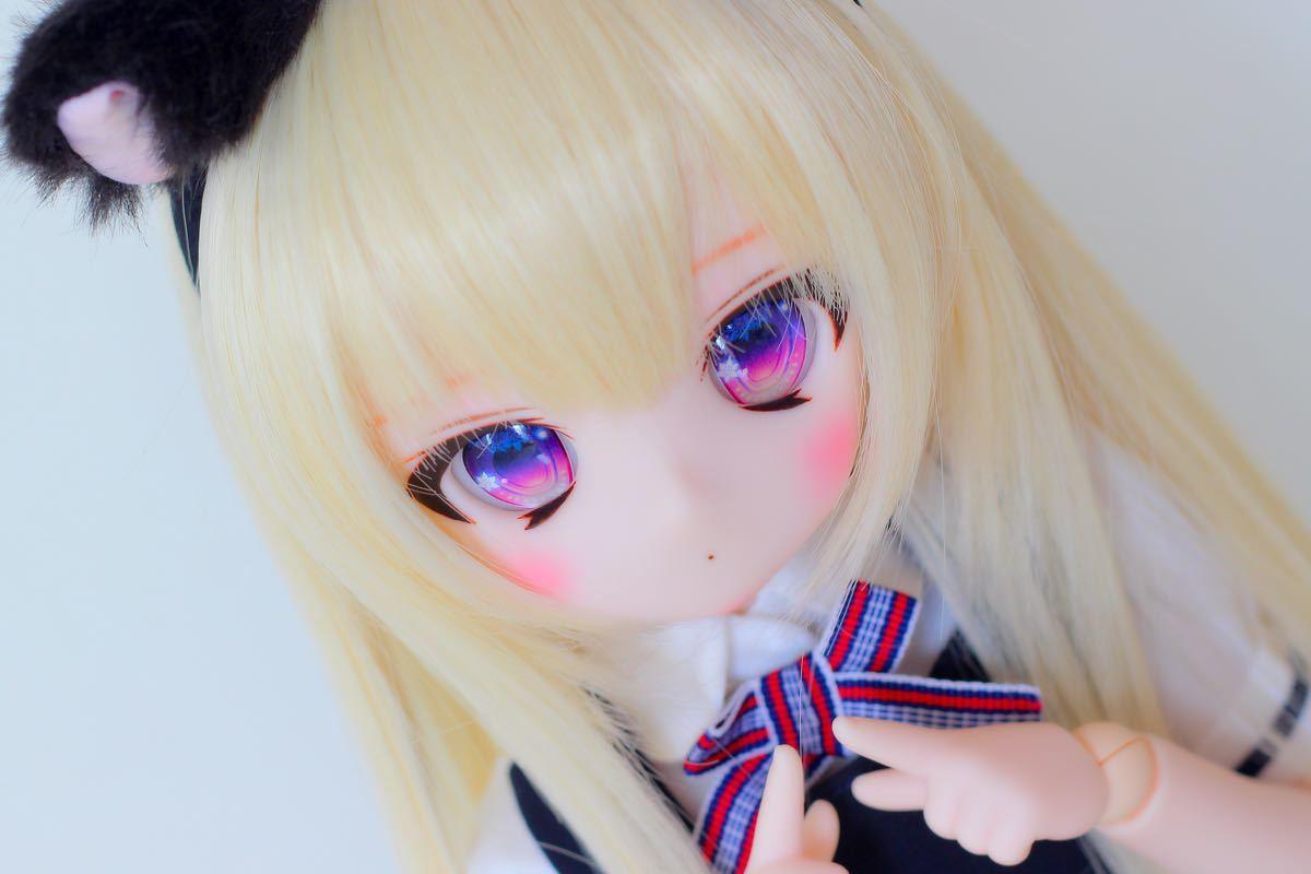 【Snow*World】DDH-01 SW肌 カスタムヘッド+アイ_画像5