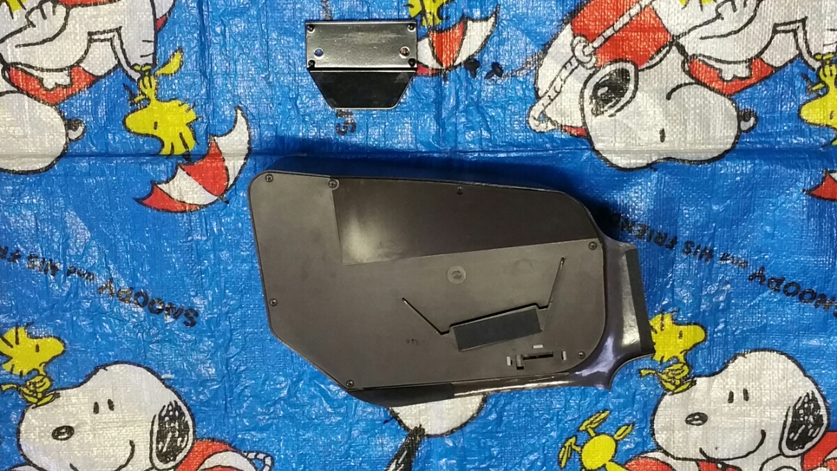 GX、JZX81用クリーンボックス(ゴミ箱)_画像3