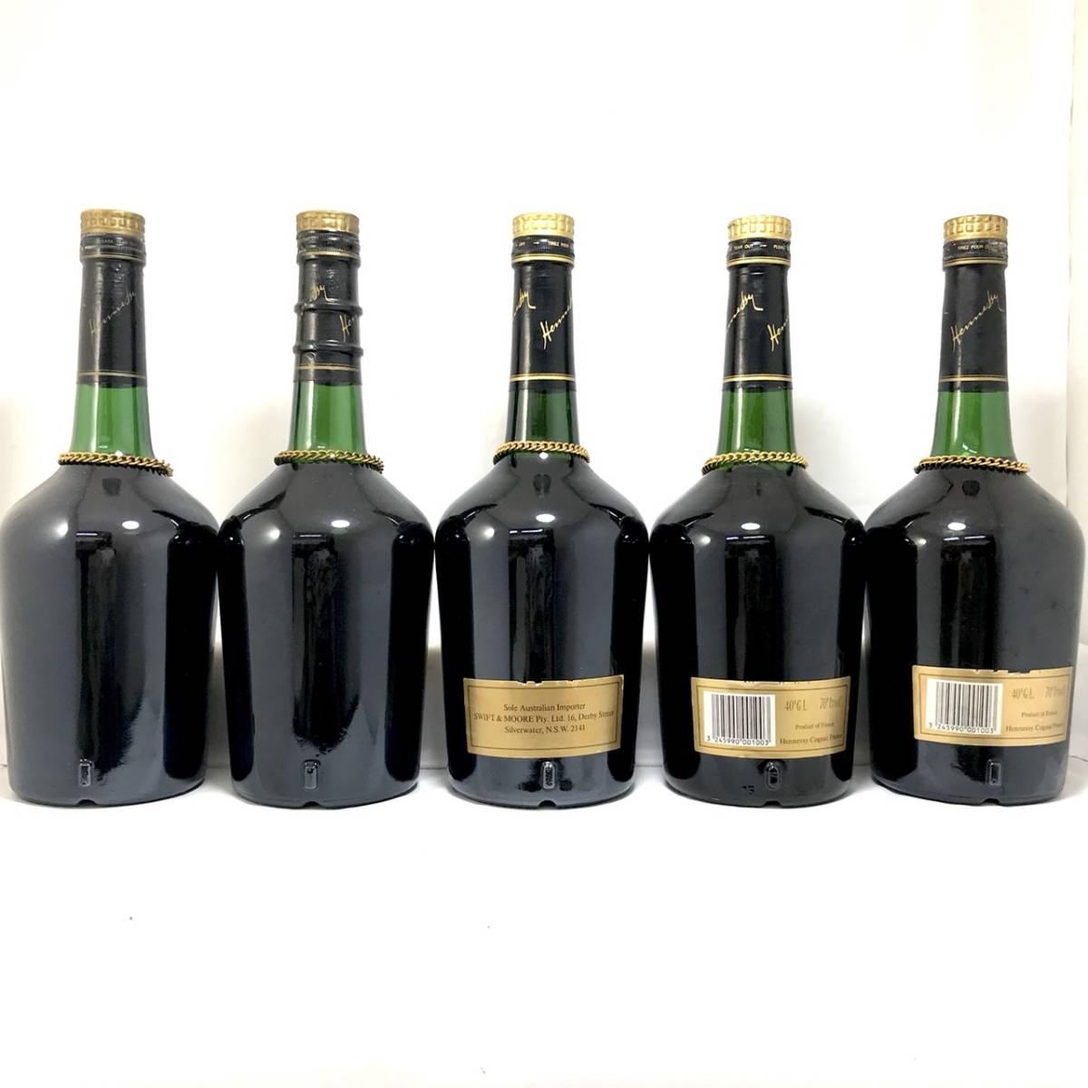 古酒 - Hennessy NAPOLEON BRASD'OR/ヘネシー ナポレオン ブラスドール 16本セット 700ml 40% ブランデー コニャック 未開栓_画像3