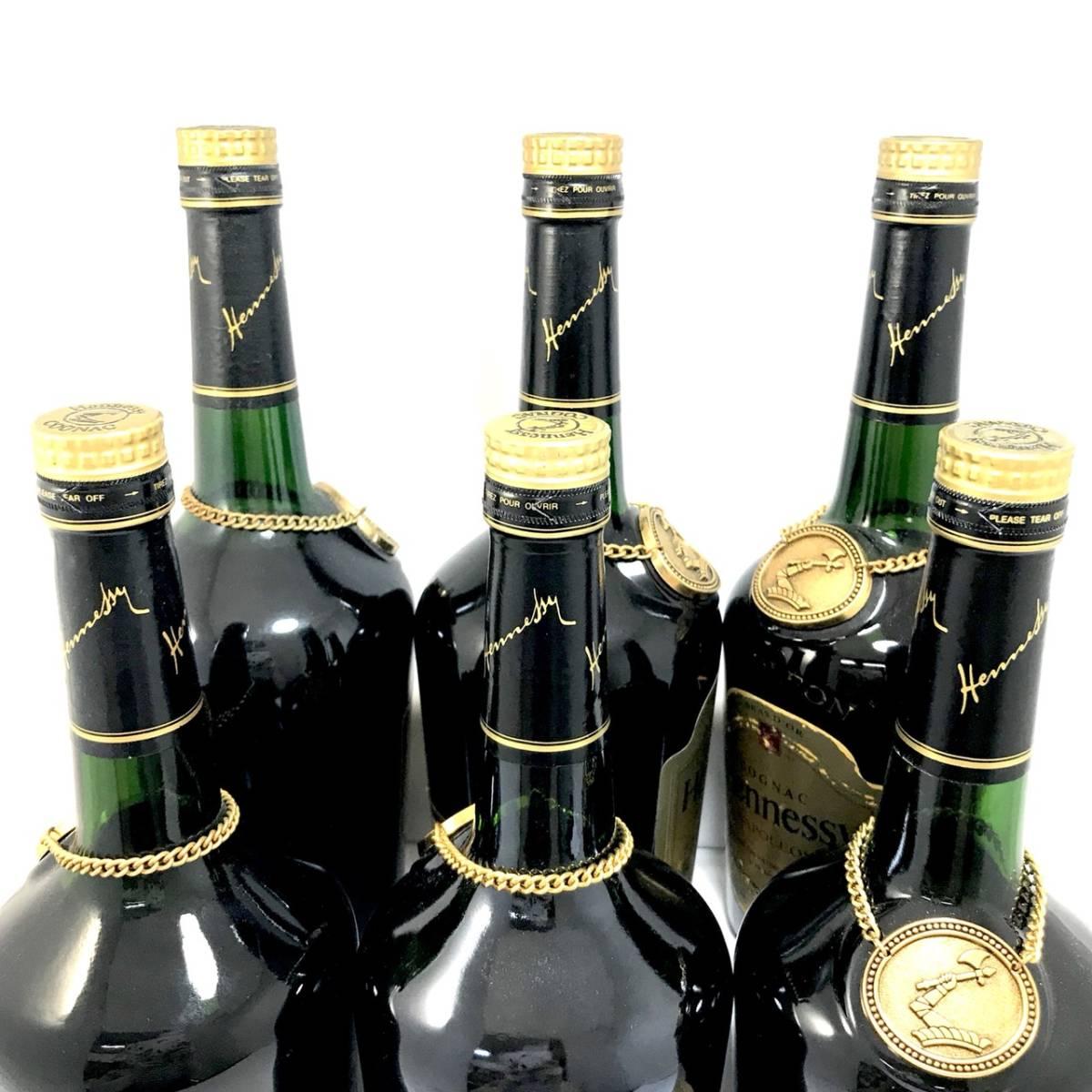 古酒 - Hennessy NAPOLEON BRASD'OR/ヘネシー ナポレオン ブラスドール 16本セット 700ml 40% ブランデー コニャック 未開栓_画像10