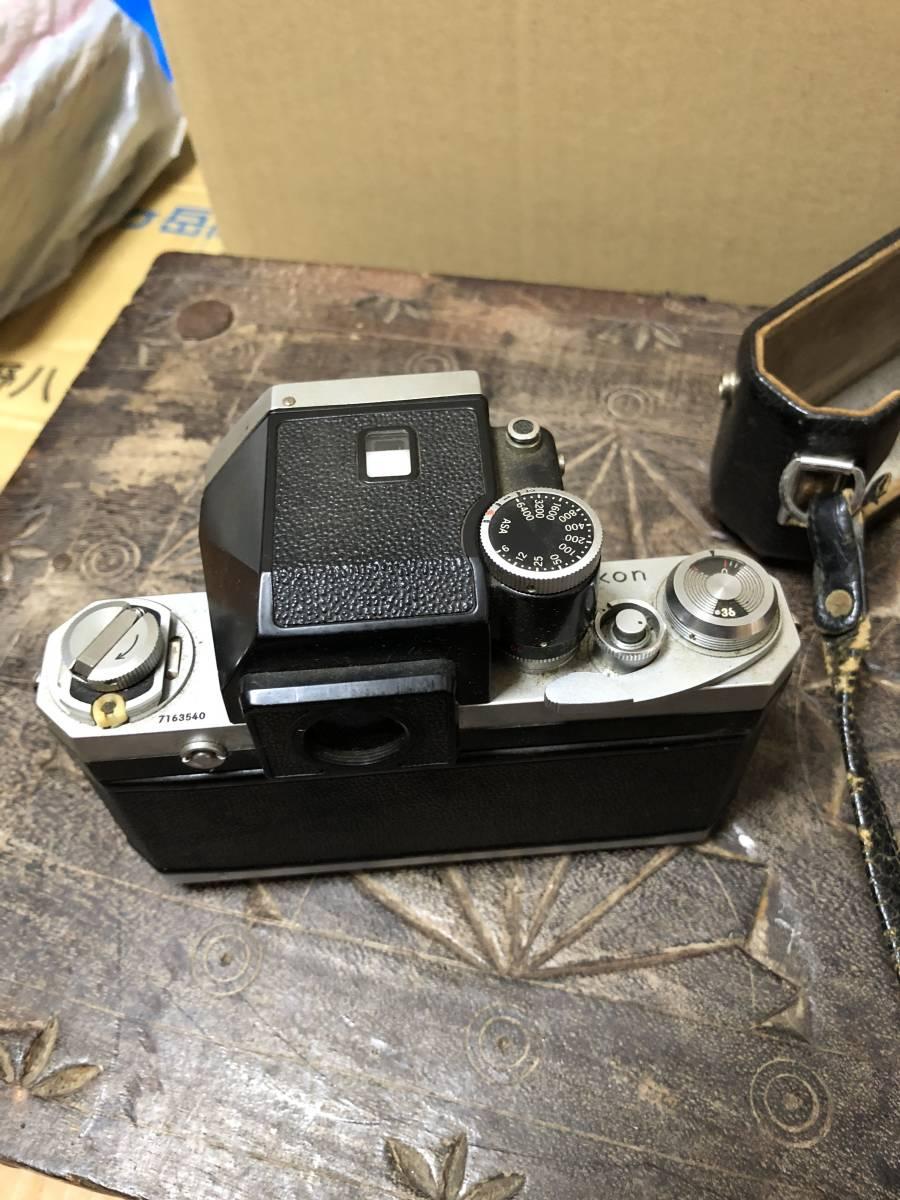 フィルムカメラ NIKON F ニコン _画像4