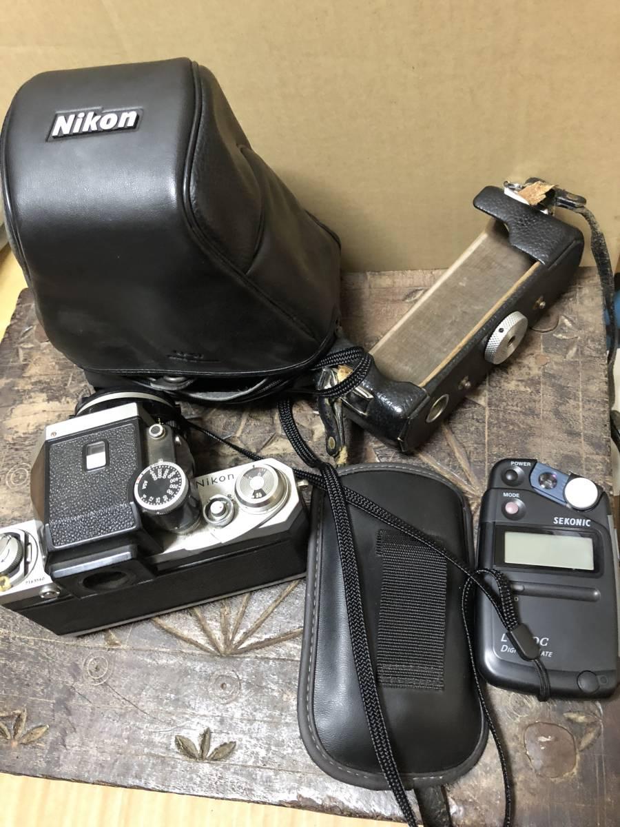 フィルムカメラ NIKON F ニコン _画像5