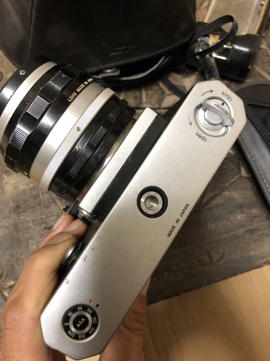 フィルムカメラ NIKON F ニコン _画像6