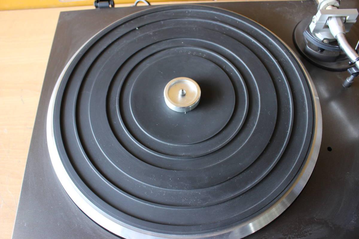 新▲の-944 ステレオプレイヤーシステム シャープ 型番:RP-L3 通電OK ジャンク扱い 高さ14cm 幅43cm 奥行37cm 重さ4.5kg_画像2