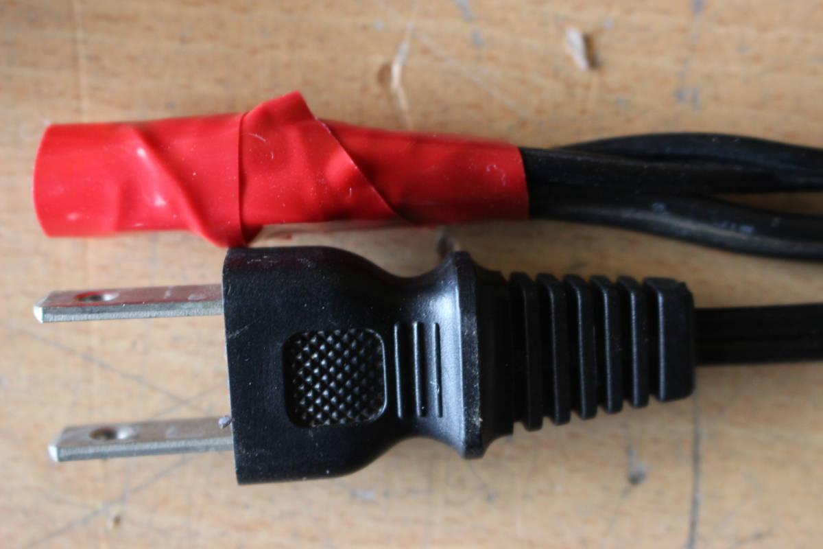 新▲の-944 ステレオプレイヤーシステム シャープ 型番:RP-L3 通電OK ジャンク扱い 高さ14cm 幅43cm 奥行37cm 重さ4.5kg_画像9