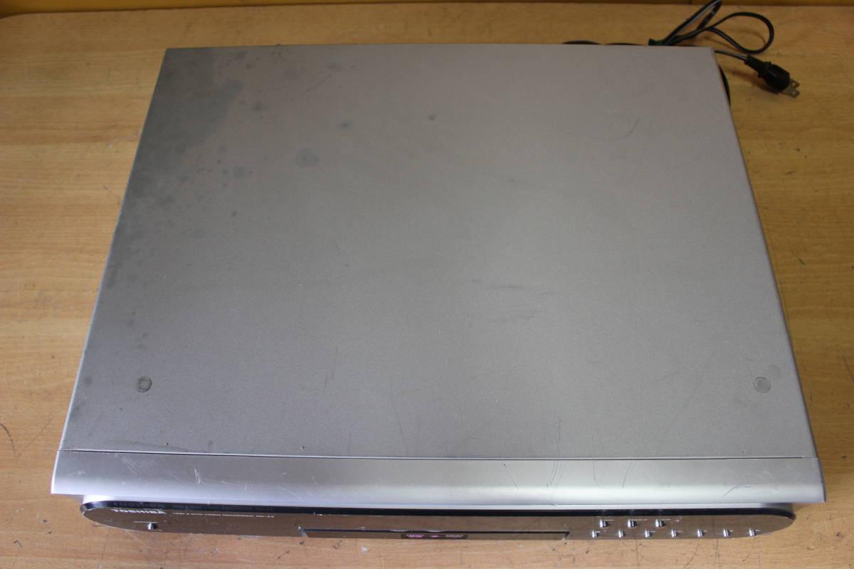 新◆ま-153  ビデオレコーダー RD-X2 通電OK 2001年 HDD&DVD 東芝  寸法:高さ11cm 幅43cm 奥行36cm 重さ6.5kg ★_画像6