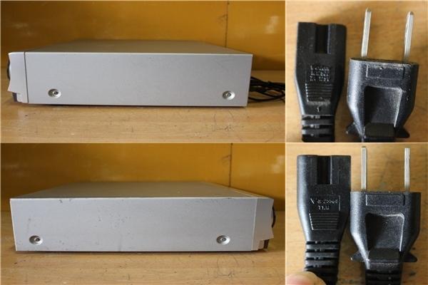 新◆ま-153  ビデオレコーダー RD-X2 通電OK 2001年 HDD&DVD 東芝  寸法:高さ11cm 幅43cm 奥行36cm 重さ6.5kg ★_画像4